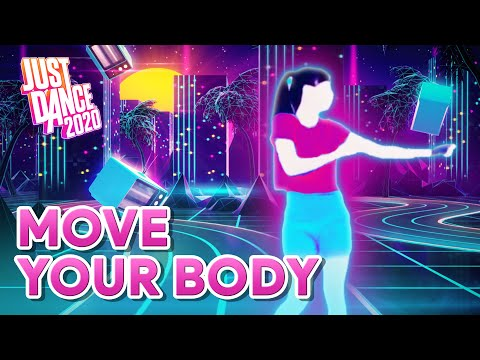 Sia - Move Your Body Just Dance Fanmade with Just Dance Like All Star