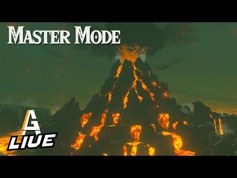 EXPLORING DEATH MOUNTAIN: Zelda BotW MASTER MODE