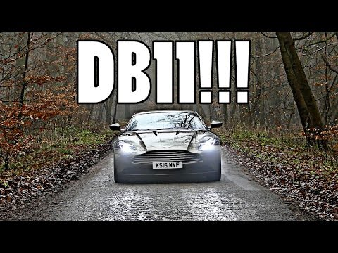 HOW GOOD DOES THE ASTON MARTIN DB11 SOUND?!
