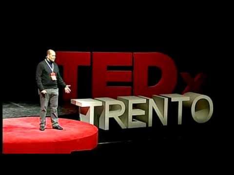 Un soffio di vita: Luciano Moccia at TEDxTrento