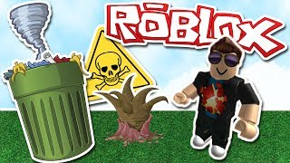 THE SOIL IS POISONOUS!!! Roblox