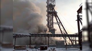 Смотреть видео Трагедия в шахте онлайн