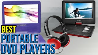 8 Best Portable DVD Players 2017