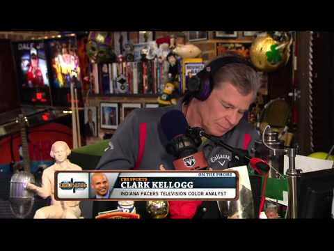 Clark Kellogg on The Dan Patrick Show (Full Interview) 03/27/2015