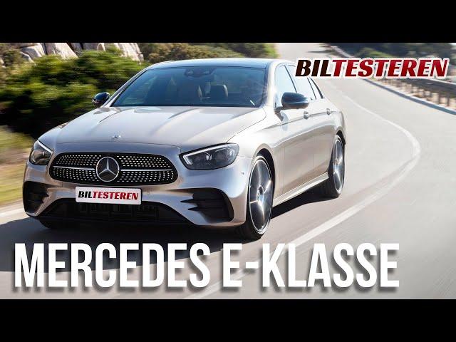 Mercedes-Benz E-Klasse facelift (teaser)