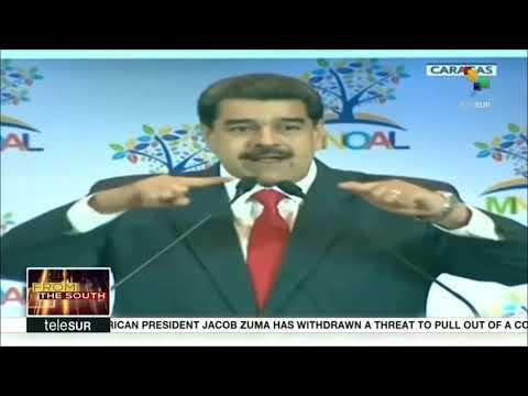 #Venezuela : 120 Länder der Bewegung der Blockfreien Staaten #NAM verurteilen US-Politik