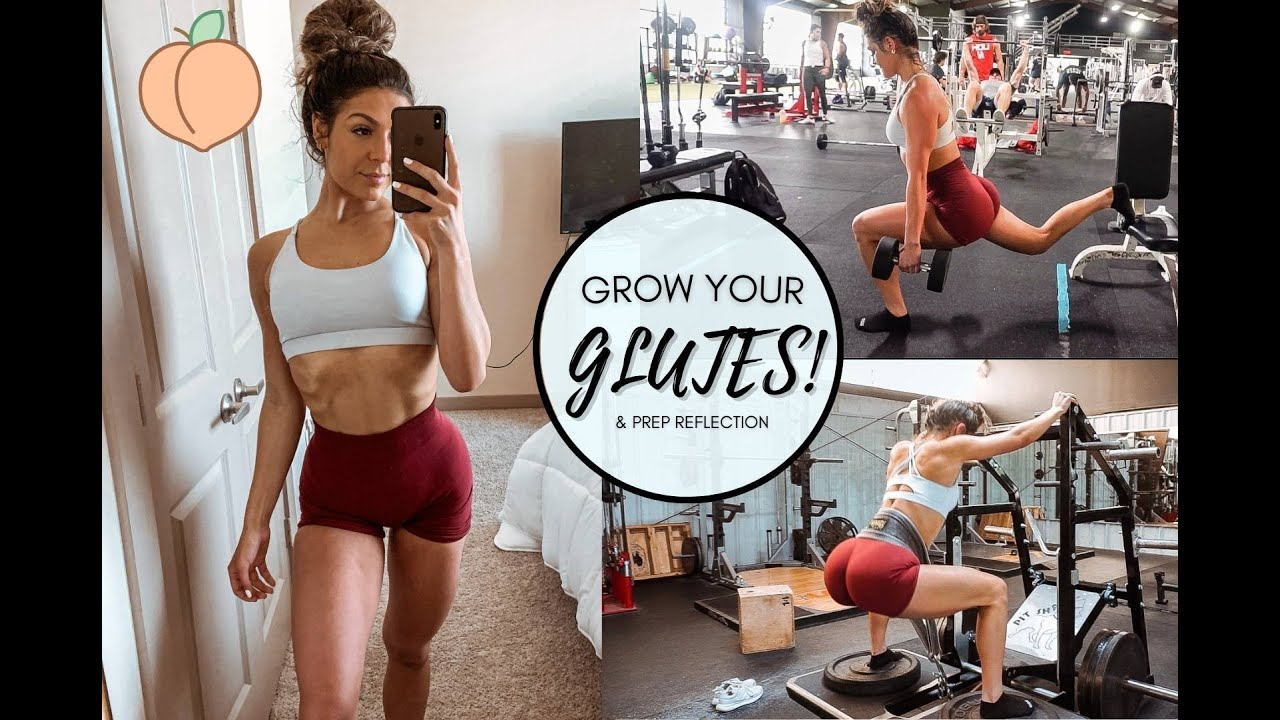 From Start to Stage Ep. 6   GROW YOUR GLUTES WORKOUT   What I've Learned from Prep So Far