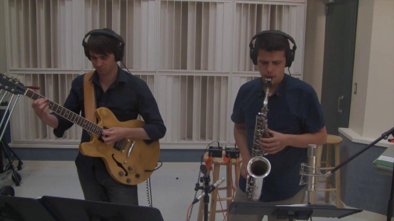 David Leon quartet