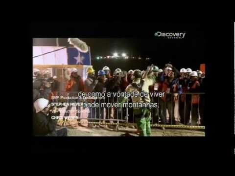 Chile Miners Rescue - The Story (3/3) - Capsule raises trapped men to surface -