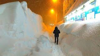 Завалит по второй этаж. На Москву движется снежный ад.