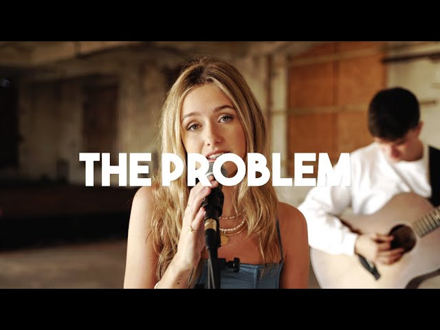 Katie Kittermaster - The Problem (Acoustic)