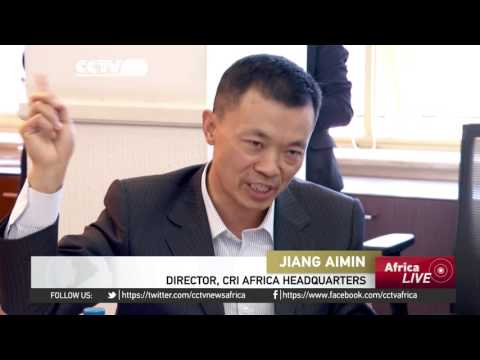 CPC Central Committees' Publicity Department pays visit to CCTV Africa