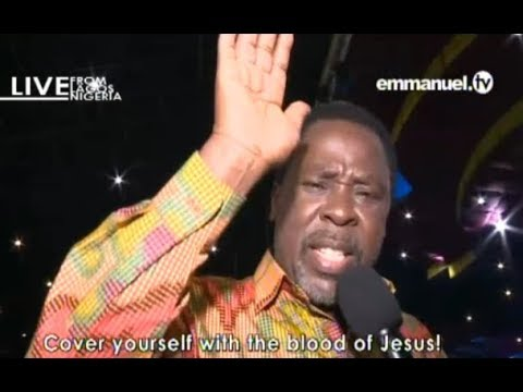 SCOAN 20/05/18: Powerful Mass Prayer, Prophecy & Deliverance with TB Joshua | Live Sunday Service