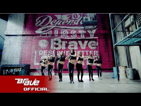 브레이브걸스 - 변했어 공식 뮤직 비디오 / Brave Girls - Deepened Official Music Video