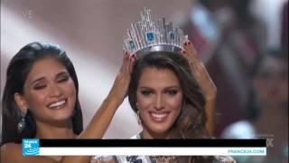 ملكة جمال فرنسا تتوج ملكة جمال الكون