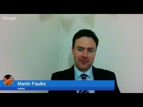 Martin Faulks, author and General Manager of Lewis Masonic o