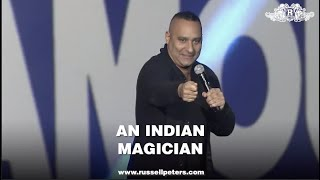 An Indian Magician | Russell Peters
