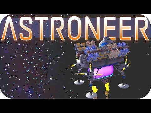 Astroneer Gameplay: TRADING & CONDENSING!  ▶EXCAVATION UPDATE◀  Let's Play Astroneer #7