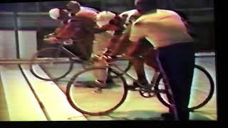 Luts Heßlich vs Michael Hübner World Championships 1985