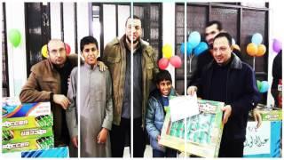 الحفل الختامي للأنشطة للفصل الدراسي الأول وتوزيع الهدايا بالقسم الابتدائي لمدارس الرواد بريدة