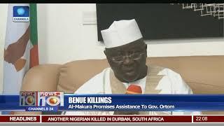 Gov Wike, Al-Makura And Bello Condemn Benue Killings