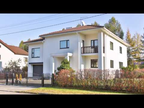 White Villa For Sale in Estonia