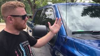 Stubby antenna Review - $19 Ford F-150  cheap antenna mod and Installation