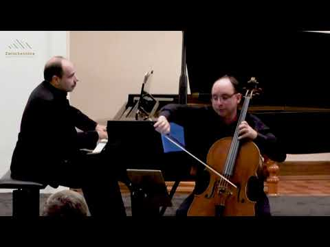 Debussy Cello Sonata - (Rafael Rosenfeld / Claudio Martínez Mehner)
