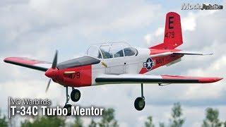 VQ Warbirds T-34C Turbo Mentor - Model Aviation