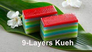 9 Layers Kueh | My Singapore Food