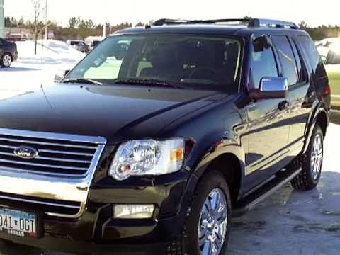 Ford Explorer Limited >> 2010 Ford Explorer Limited - YouTube