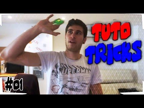 TUTO #01 | APPRENDRE DES TRICKS EN HAND SPINNER !