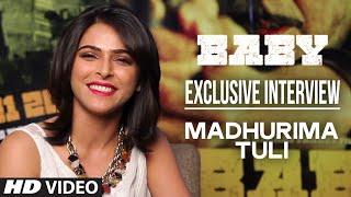 Madhurima Tuli Interview   Baby - Releasing 23rd January 2015