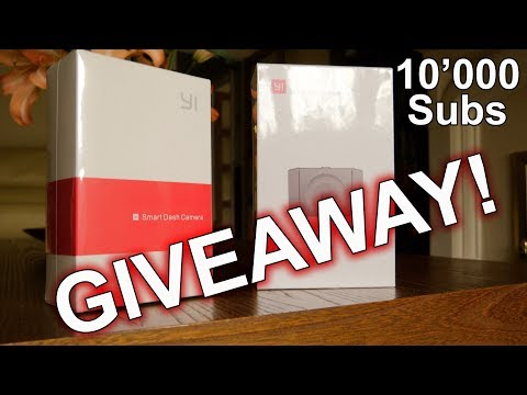 10,000 subscriber Giveaway! - Closes 01/06/18