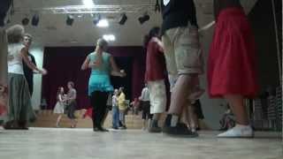 Danču vakars XI Starptautiskā Danču nometnē Ropažos 27 08 2012 -  01023.MTS