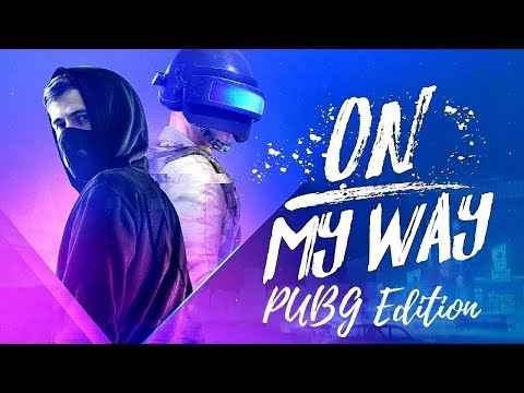 Alan Walker - On My Way - PUBG edition