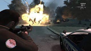 gta 4 game video highlights