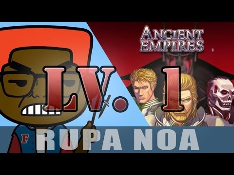 Ancient Empires For Android | Nokia | LEVEL 1 | REGROUP | Walkthrough | Gameplay |