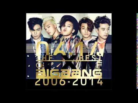 ♫♫ The Best of BIGBANG 2006-2014 [FULL ALBUM] 빅뱅 =Disc 1= ♫♫
