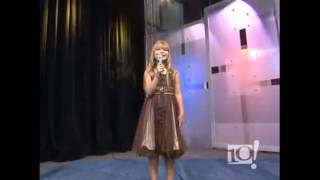 Ave Maria singing by Maria Callas, Amira Willighagen & Connie Talbot