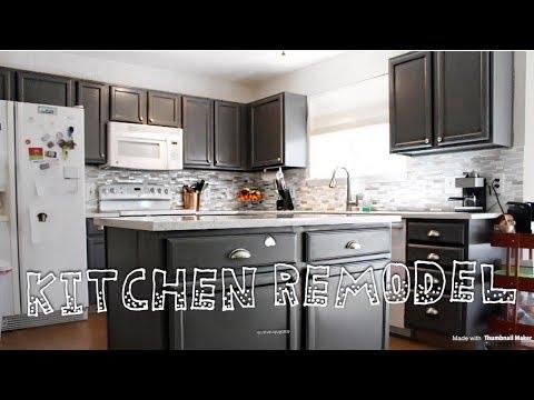 DIY Kitchen Remodel on a Budget – Rustoleum Kit