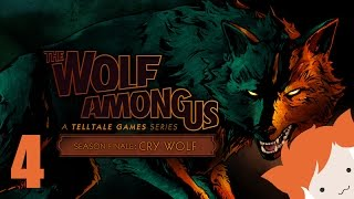WOLF AMONG US 5: CRY WOLF - PART 4