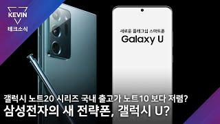 삼성의 새로운 갤럭시 …