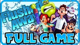 Flushed Away FULL GAME Movie Longplay (PS2, Gamecube)