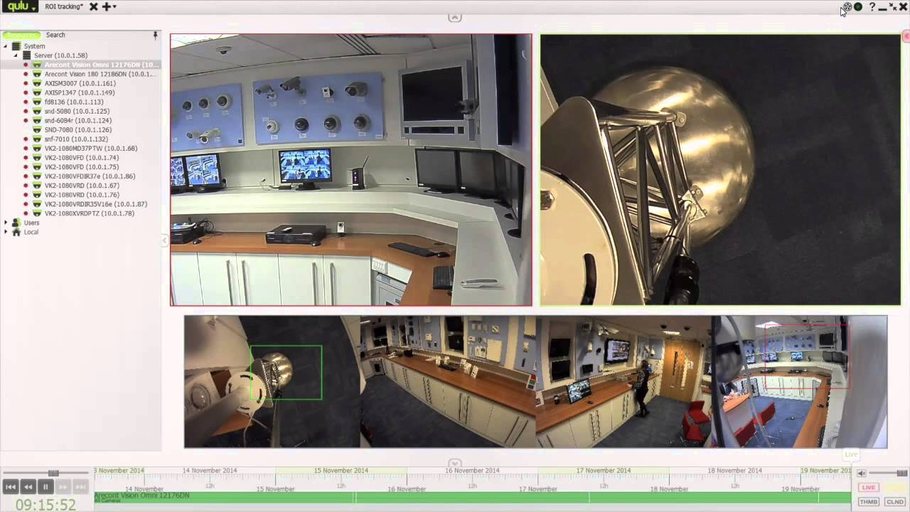 Driver for Arecont Vision AV3116DN IP Camera