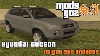 GTA SA - Hyundai Tucson