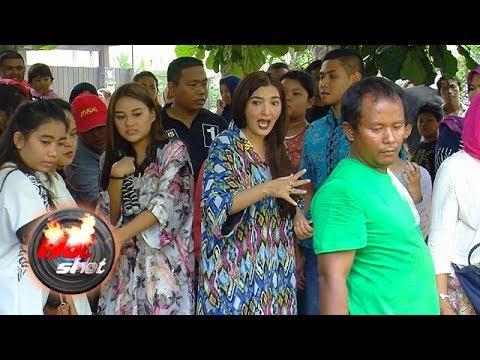Ashanty Ketakutan Lihat Proses Pemotongan Hewan Kurban - Hot Shot 02 September 2017
