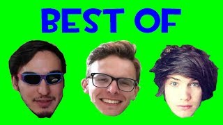 Best of FilthyFrank, idubbbz, and maxmoefoe (Frank, Ian, and Max)