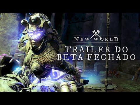 New World: Trailer do Beta Fechado