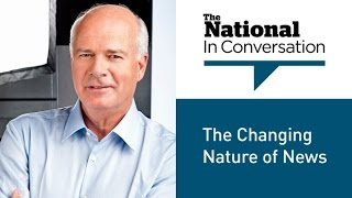 The National In Conversation: The Changing Nature of News